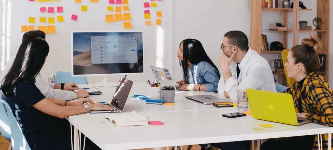 Communicatie en team building
